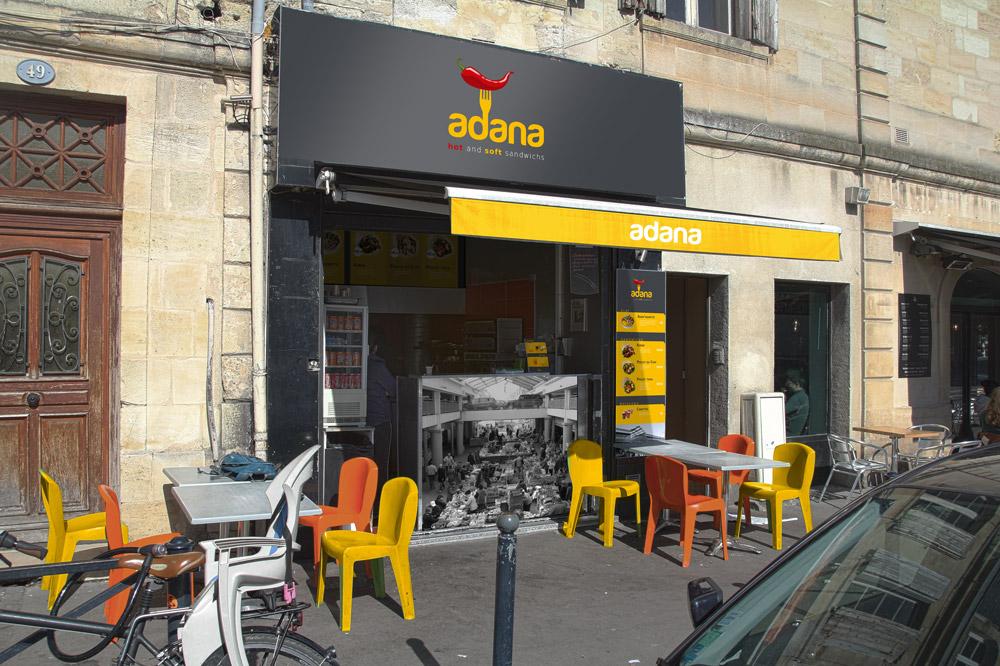 Adana façade