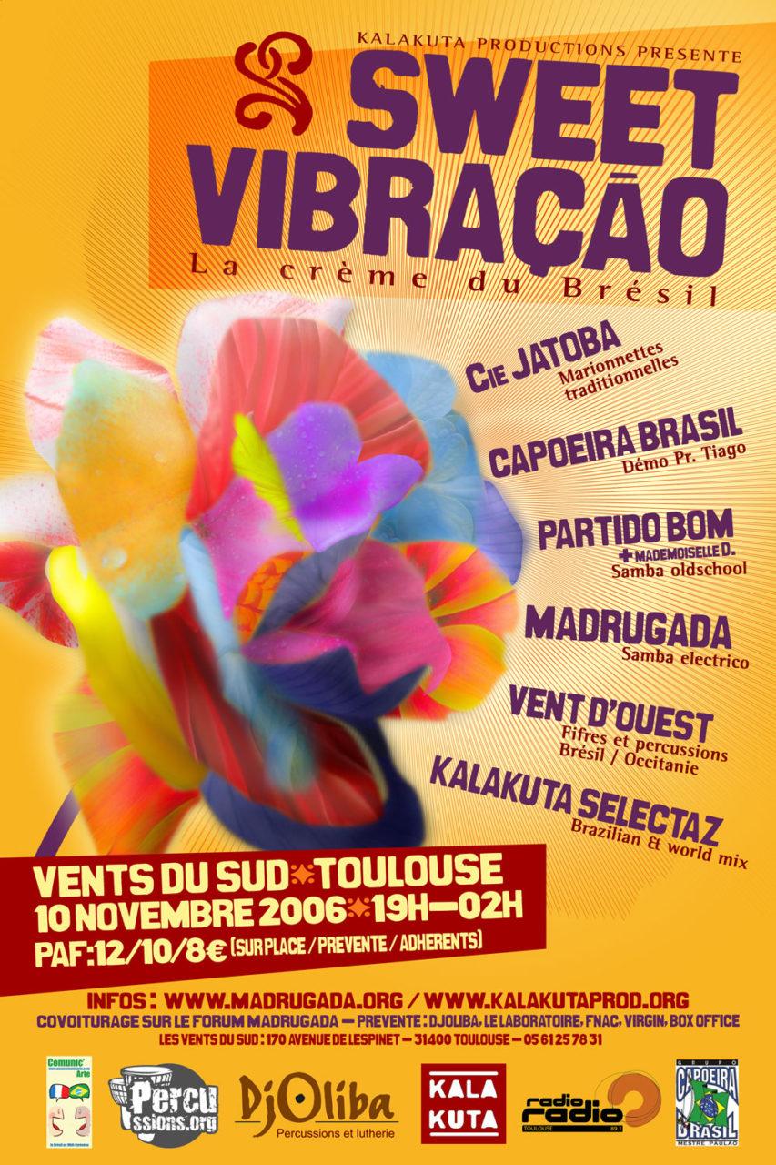 afficheSweetVibraçao