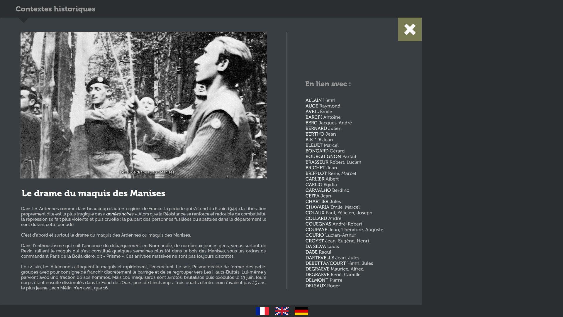mpga4 Stèle interactive