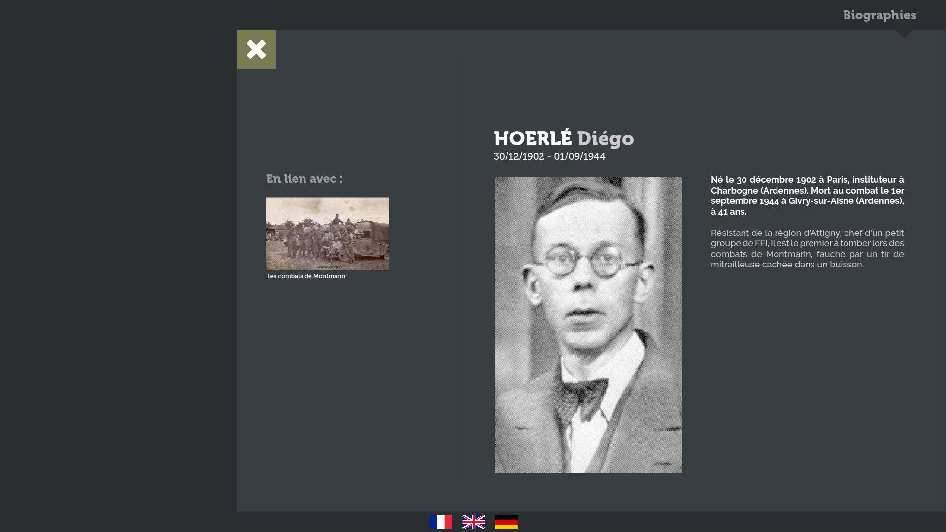 mpga5 Stèle interactive