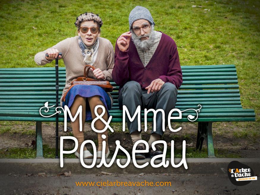 M & Mme Poiseau