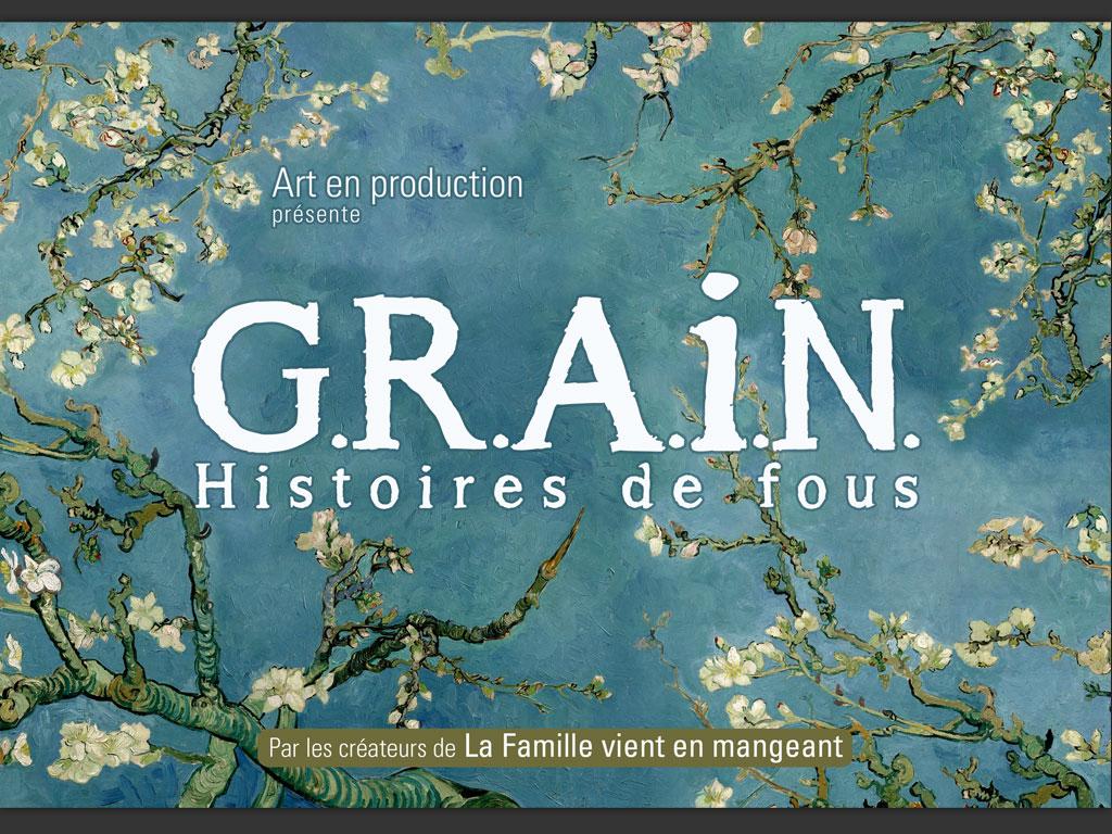 Cie Mmm - Grain